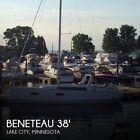2017 Beneteau 38.1 Oceanis Used