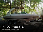 2016 Regal 2000 ES Used