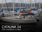 1990 Catalina 34 Used