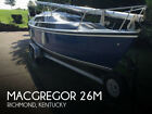 2007 Macgregor 26M Used