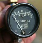 Tagliabue Vintage Air Supply Pressure Gauge with Hardware