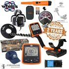 White's MX7 Metal Detector - Holiday Bundle - 2 Coils and TRX Pinpointer
