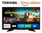 Toshiba 43-Inch 4K Ultra HD Smart LED TV with HDR-Fire Edition  NEW