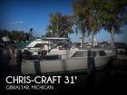 1966 Chris-Craft 31 Commander Used