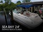 2008 Sea Ray 240 Sundancer Used