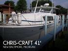 1972 Chris-Craft 41 Commander Used