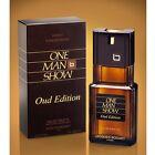 Jacques Bogart One Man Show Oud Edition Eau de Toilette - 100 ml (Free shipping)