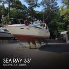 1989 Sea Ray 340 Sundancer Used