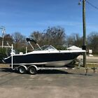 2012 Key West 211DC with 250HP Yamaha Outboard 308 Hrs & Aluminum I-Beam Trailer