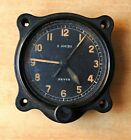 Vintage Aircraft Clock Revue 8 Jours Regul #3484103 WWII