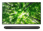 "LG OLED77W8PUA 77"" 4K Smart OLED Wallpaper TV"
