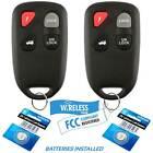 For 2003 2004 2005 Mazda 6 Mazda6 Keyless Entry Remote Key Fob Transmitter - 2
