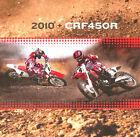 2010 HONDA CRF450R MOTOCROSS MOTORCYCLE BROCHURE -HONDA CRF 450 R-CRF450