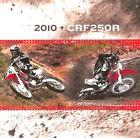 2010 HONDA CRF250R MOTOCROSS MOTORCYCLE BROCHURE -HONDA CRF 250 R-CRF250