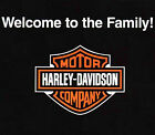 HARLEY-DAVIDSON WELCOME to the FAMILY VHS-PREMIUM SOUND-HD SECURITY SYSTEM-2002