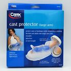 Carex Cast or Bandage Protector Arm Large P203-00 Protects from Water Latex Free