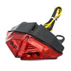 Red LED Tail Light Brake Turn Signal Lamp For Ducati 1198 1198R 1198S 2009-2011