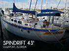 1985 Spindrift 43 Pilothouse Cutter Used