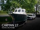 2004 Carman 27 Used