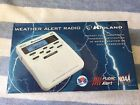 Midland WR100 Weather Alert All-Hazard NOAA Clock Radio / S.A.M.E. Weather Radio