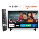 """Insignia 24"""" LED 720p Smart HDTV Fire TV Edition Alexa Enabled With Voice Remote"""
