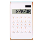 Calculator,10 Digit Solar Dual Power Calculator, Standard Function Home and LCD