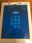 Apple iPad 4th Gen. 16GB, Wi-Fi, 9.7in - White Locked/Cracked