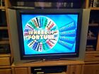 "SONY 36"" FD Trinitron WEGA Flat Screen Retro GAME CRT TV with Remote! KV-36HS500"