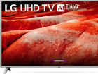 LG 86UM8070AUB 86' 4K UHD HDR Smart LED TV with White Glove Delivery