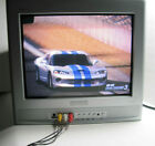 "Magnavox 14"" TV 14MS2331/17 CRT Video Gaming TV with Remote Control Tested"