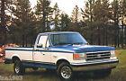 1990 Ford TRUCK Brochure/Catalog:F,150,Ranger,Bronco,Van,XLT,E-150,2,II,AEROSTAR
