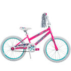 "Huffy 20"" Sea Star Girls' Bike Toy Pink Handlebar Streamers Coaster Brake"