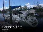 2008 Jeanneau Sun Odyssey 36i Used