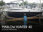 2014 Marlow Hunter 40 Used