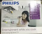 """PHILIPS AJL750 UNDER THE CABINET 7"""" LCD TV, RADIO, MP3 NEW"""