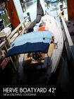 1962 Herve Boatyard 42 French Sloop Racer Used