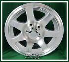 "Aluminum Trailer Rim 14X5.5"" 7 Spoke Wheel 5 on 4.5 for Boat & Utility Trailers"