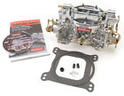 EDELBROCK PERFORMER 750CFM 4bbl #1407 CARB MANUAL CHOKE HOTROD NHRA HOLLEY BG