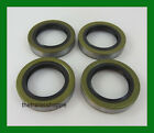 Trailer Hub Wheel Grease Seal Kit 3500# E-Z Lube Axle1.719 ID X 2.565 OD