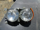 1985 Mercedes Benz W107 380SL Left Headlight Assembly