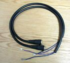 1955 1956 CHEVY PARKING LAMP SOCKETS and LEED WIRES ** USA MADE **