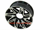 "16"" 8 Lug Series 09 Black HD Aluminum Trailer Wheel fifth wheel gooseneck sd"