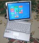 FUJITSU Laptop/Tablet LIFEBOOK T4220 Core 2 Duo 2.2GHz 2.0GB 160GB Win 8.1 #3525