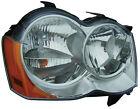 08-09 JEEP GRAND CHEROKEE Right Passenger Headlight Headlamp