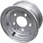 "American Tire 693285 8"" Dia/Solid Dish Galvanized Steel 5-Bolt Wheel"