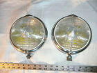 VINTAGE S.E.V.MARCHAL 660/760 FOG LAMPS USED GOOD CHROME AND NICE!