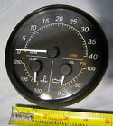 Medallion 3 n 1 Boat Gauge Tachometer / Oil Pressure / Temperature 8640-40009-01