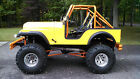 Willys : WILLYS none 1959 WILLYS JEEP WITH CJ5 FIBERGLASS TUB, LIFTED, TOYOTA AXLES, LOCKERS