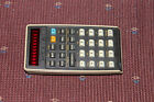 Vintage Hewlett Packard HP-25 calculator works perfectly plus original battery