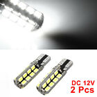 2 Pcs T10 White 2835 SMD 32 LED Car Dashboard Light Lamp Internal